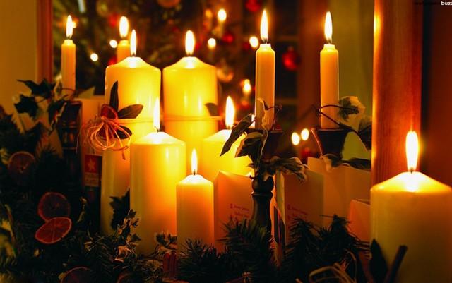Сказочный праздник свечей