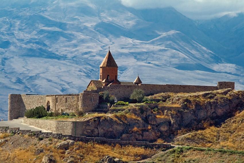 Покорители Армянских гор