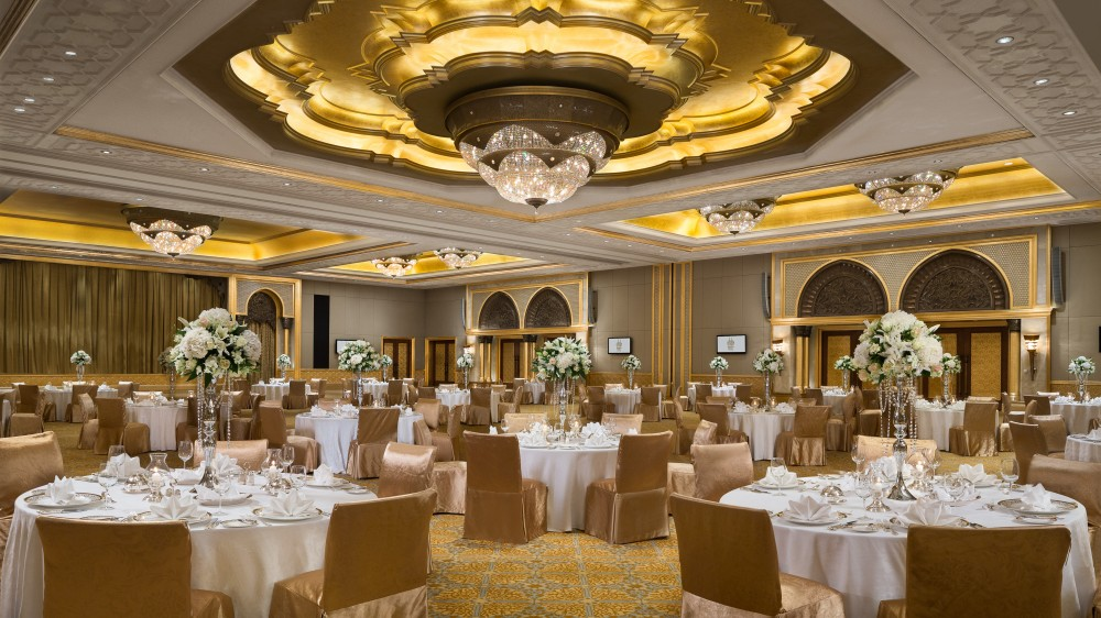 Конференции в Kempinski Emirates Palace 5*