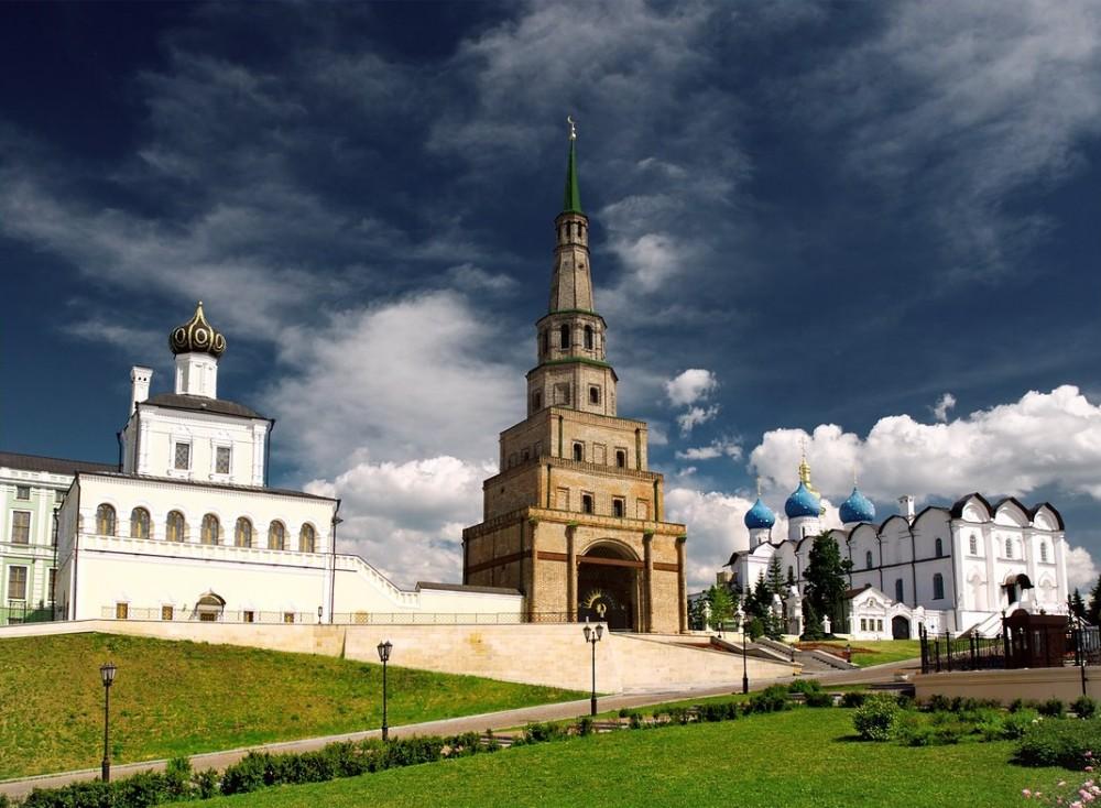 Стрелецкие забавы по-татарски