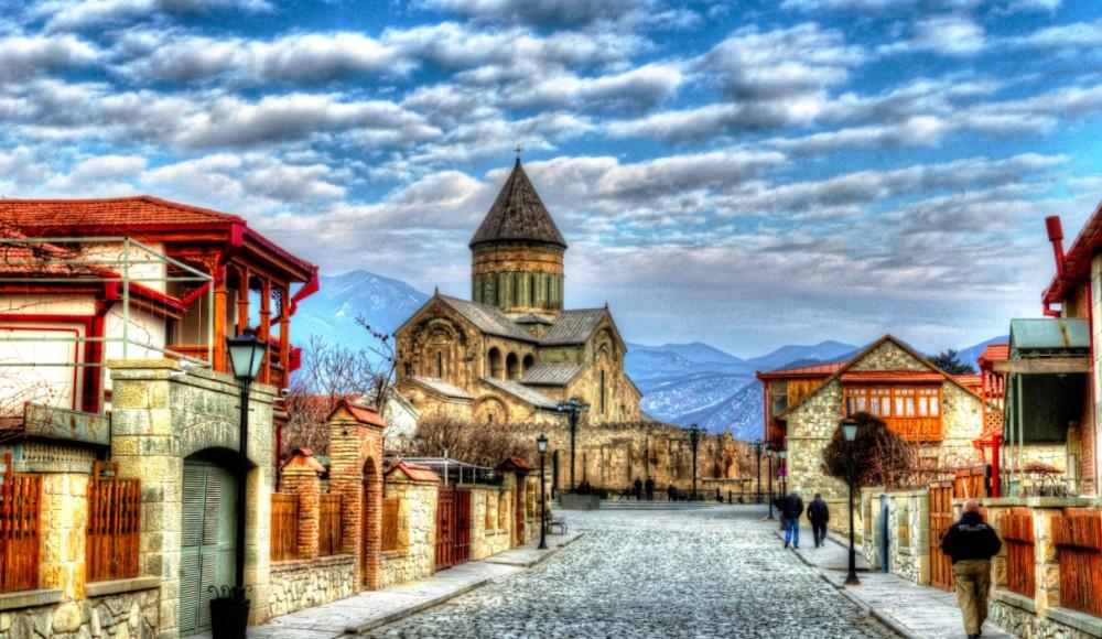 Путешествие вСолнечную Грузию